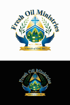 Fresh Oil Ministries Church of God, Inc. A Logo, Monogram, or Icon  Draft # 216 by Tensai971
