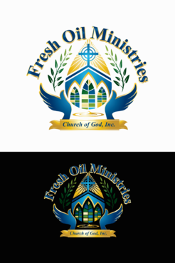 Fresh Oil Ministries Church of God, Inc. A Logo, Monogram, or Icon  Draft # 217 by Tensai971