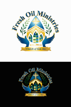 Fresh Oil Ministries Church of God, Inc. A Logo, Monogram, or Icon  Draft # 218 by Tensai971
