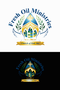 Fresh Oil Ministries Church of God, Inc. A Logo, Monogram, or Icon  Draft # 219 by Tensai971