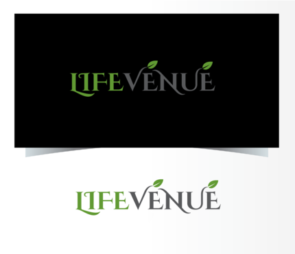 Life Venue A Logo, Monogram, or Icon  Draft # 6 by B4BEST