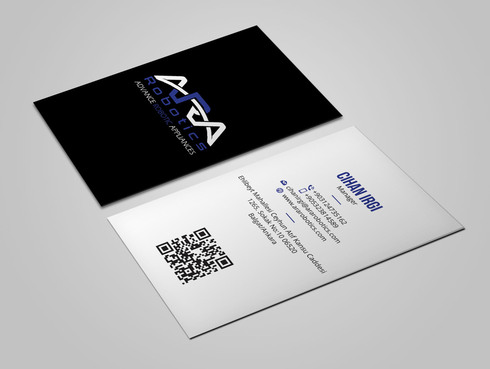 ARA Robotics Business Cards and Stationery  Draft # 159 by Xpert
