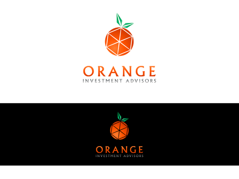 Orange Investment Advisors A Logo, Monogram, or Icon  Draft # 997 by arcfied07