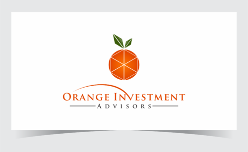 Orange Investment Advisors A Logo, Monogram, or Icon  Draft # 1058 by Jaaaaay22