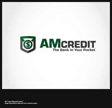 AMcredit A Logo, Monogram, or Icon  Draft # 1153 by eanjo7