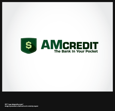 AMcredit A Logo, Monogram, or Icon  Draft # 1154 by eanjo7