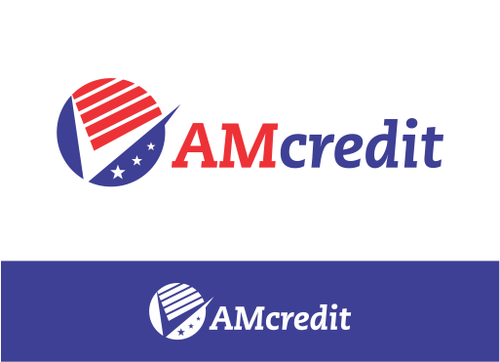 AMcredit A Logo, Monogram, or Icon  Draft # 1188 by michidesign09
