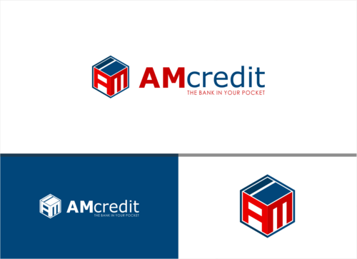 AMcredit A Logo, Monogram, or Icon  Draft # 1194 by desixma30