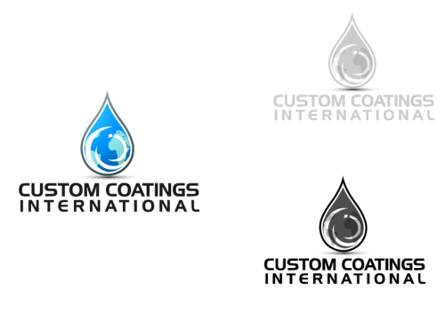 International Custom Coatings or ICC A Logo, Monogram, or Icon  Draft # 628 by jazzy