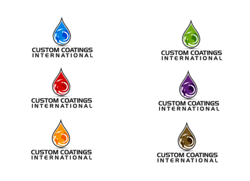 International Custom Coatings or ICC A Logo, Monogram, or Icon  Draft # 632 by jazzy