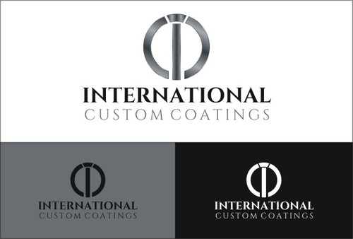 International Custom Coatings or ICC A Logo, Monogram, or Icon  Draft # 635 by StartArts
