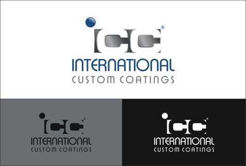 International Custom Coatings or ICC A Logo, Monogram, or Icon  Draft # 636 by StartArts
