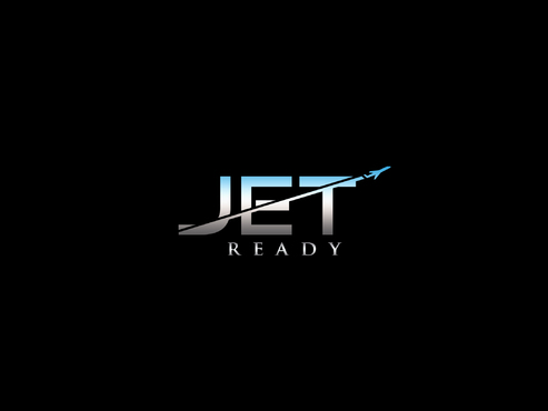contemporary logo for a new business jet charter company by caliberj