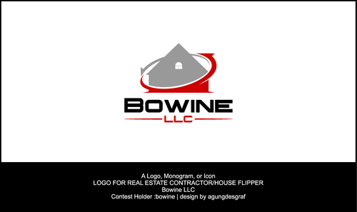 Bowine LLC A Logo, Monogram, or Icon  Draft # 237 by agungdesgraf