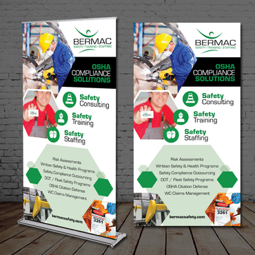 Safety Consulting Tradeshow Display