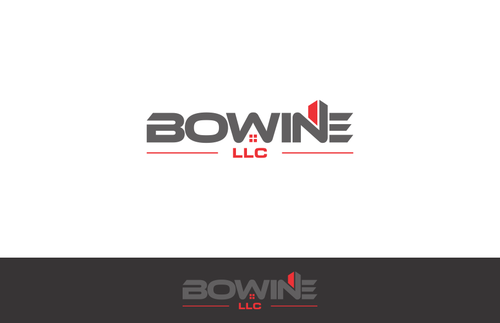 Bowine LLC Logo Winning Design by onetwo