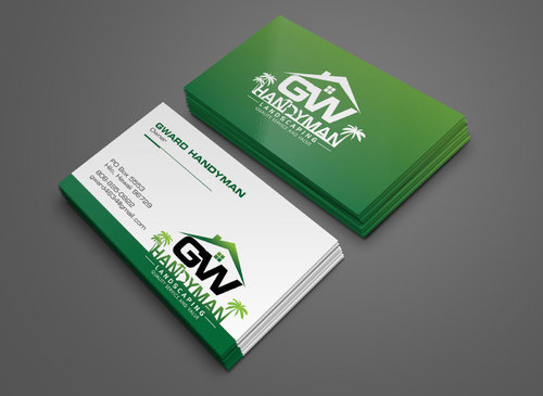 GWCard and Material Business Cards and Stationery  Draft # 157 by yoezer32