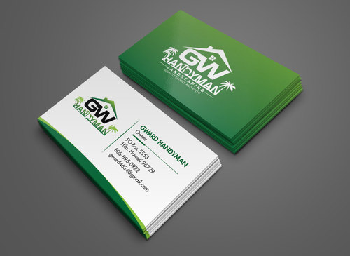 GWCard and Material Business Cards and Stationery  Draft # 159 by yoezer32