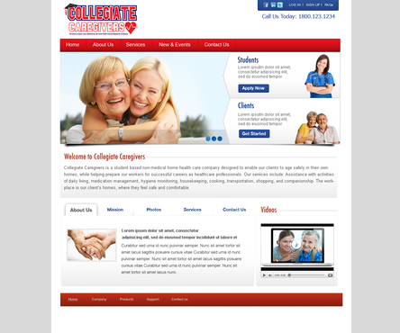 Collegiate Caregivers