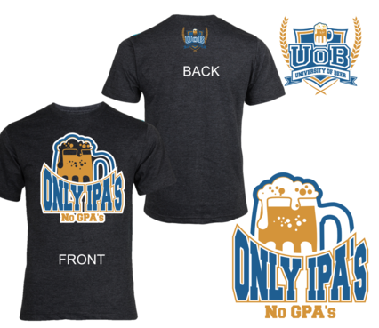 No GPA's, Only IPA's Other  Draft # 3 by simpleway