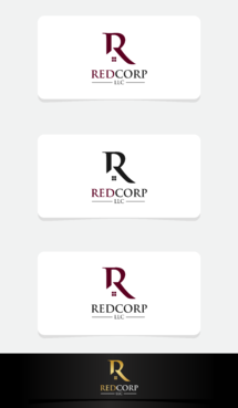 Redcorp LLC A Logo, Monogram, or Icon  Draft # 58 by MellatiLogos