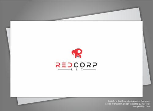 Redcorp LLC A Logo, Monogram, or Icon  Draft # 458 by ZeyyUniQ
