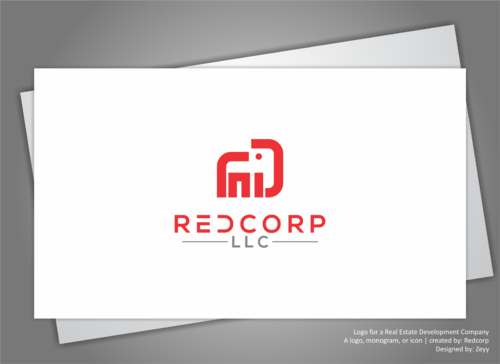 Redcorp LLC A Logo, Monogram, or Icon  Draft # 542 by ZeyyUniQ