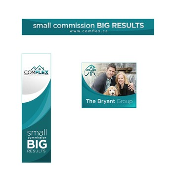 The Bryant Group        small commission BIG RESULTS Static/Animated Display Ads  Draft # 1 by jojocumi