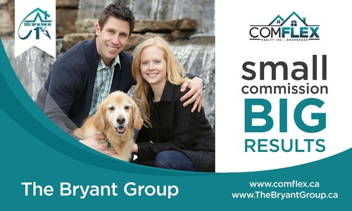 The Bryant Group        small commission BIG RESULTS Static/Animated Display Ads  Draft # 5 by jojocumi
