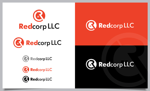 Redcorp LLC A Logo, Monogram, or Icon  Draft # 761 by shivabomma