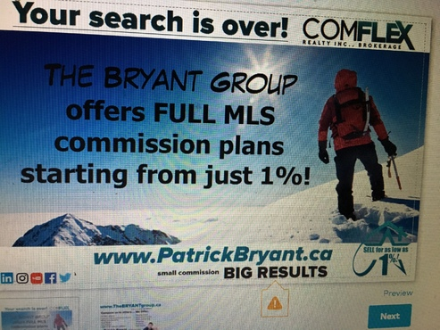 The Bryant Group        small commission BIG RESULTS Static/Animated Display Ads  Draft # 13 by teambryant99