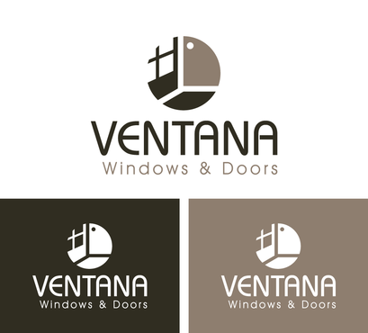Ventana Windows & Doors A Logo, Monogram, or Icon  Draft # 184 by neonlite