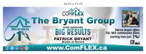 The Bryant Group        small commission BIG RESULTS Static/Animated Display Ads  Draft # 51 by JoannaDinlayan