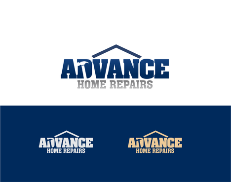 Advanced Home Repairs A Logo, Monogram, or Icon  Draft # 23 by odc69