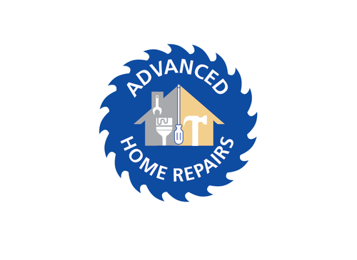 Advanced Home Repairs A Logo, Monogram, or Icon  Draft # 55 by ziya75