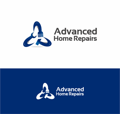 Advanced Home Repairs A Logo, Monogram, or Icon  Draft # 56 by proF1