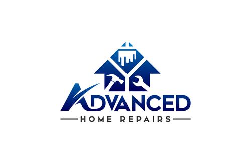 Advanced Home Repairs A Logo, Monogram, or Icon  Draft # 64 by Samdesigns