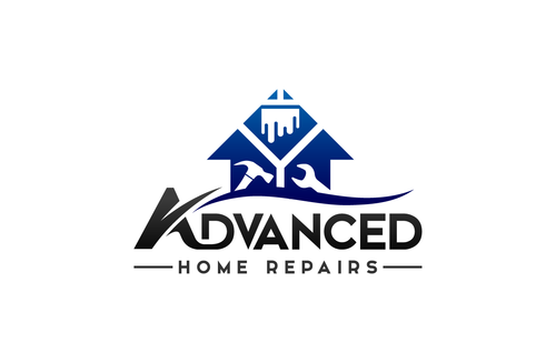 Advanced Home Repairs A Logo, Monogram, or Icon  Draft # 66 by Samdesigns
