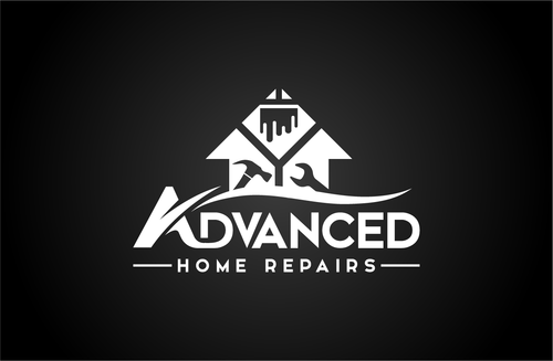 Advanced Home Repairs A Logo, Monogram, or Icon  Draft # 67 by Samdesigns