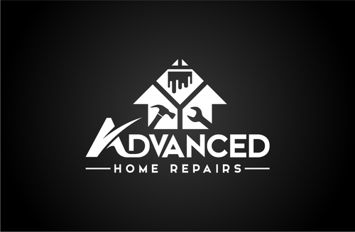 Advanced Home Repairs A Logo, Monogram, or Icon  Draft # 68 by Samdesigns