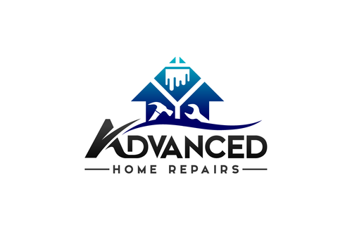 Advanced Home Repairs A Logo, Monogram, or Icon  Draft # 69 by Samdesigns