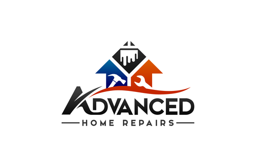 Advanced Home Repairs A Logo, Monogram, or Icon  Draft # 70 by Samdesigns
