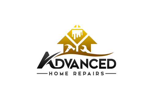 Advanced Home Repairs A Logo, Monogram, or Icon  Draft # 71 by Samdesigns