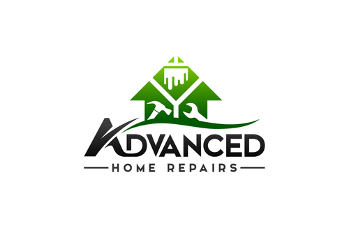 Advanced Home Repairs A Logo, Monogram, or Icon  Draft # 72 by Samdesigns
