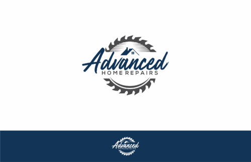 Advanced Home Repairs A Logo, Monogram, or Icon  Draft # 77 by avbor