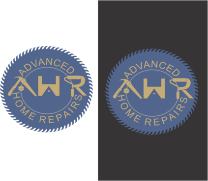 Advanced Home Repairs A Logo, Monogram, or Icon  Draft # 90 by bajulijo