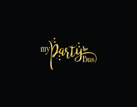 Design by purplepatch For Party Bus Logo