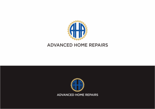 Advanced Home Repairs A Logo, Monogram, or Icon  Draft # 91 by hambaAllah
