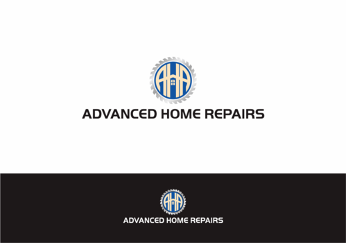 Advanced Home Repairs A Logo, Monogram, or Icon  Draft # 94 by hambaAllah