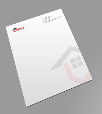 residential window and door manufacturing company Business Cards and Stationery  Draft # 9 by Xpert